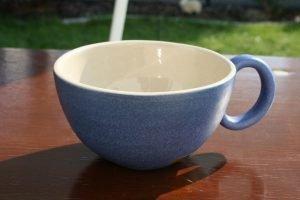Ausgefallene, individuelle Tasse für Familien