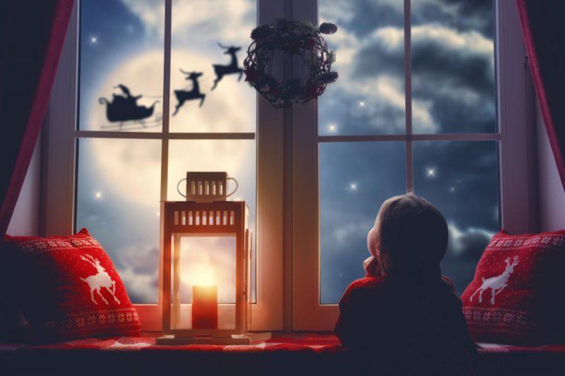 video botschaft weihnachtsmann