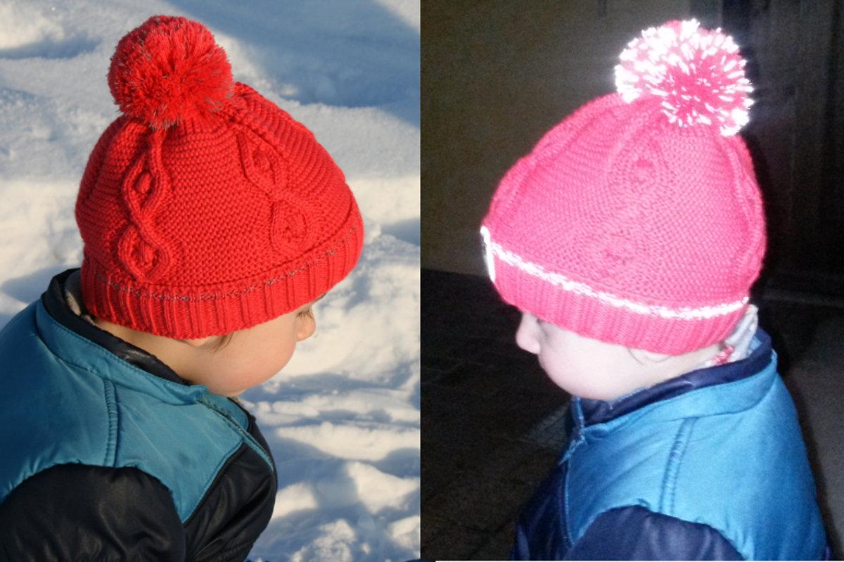 Twinkle Kid: die Mütze mit dem leuchtendem Bommel (mit Verlosung)