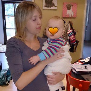 Babydecke ist ein Teil jeder Baby-Erstausstattung