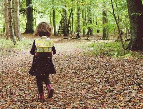Ein Rucksack für kleine Träumer und große Abenteurer