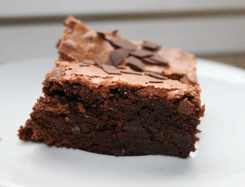 Mein liebster Schummel-Kuchen: Chocomanic Brownies