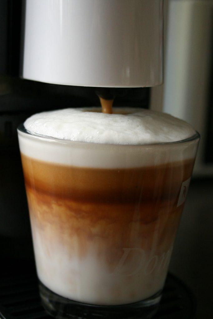 Leysieffer Kapselmaschine Cappuccino ohne extra Reinigung