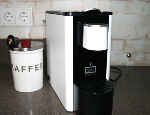 Die Kaffee-Kapselmaschine von Leysieffer: Milchschaum ohne putzen
