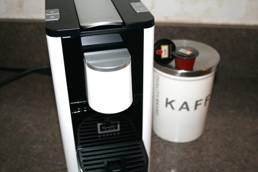 Leysieffer Kapselmaschine Milchsschaum ohne extra Reinigung