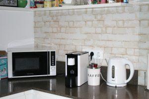 Leysiefer Kaffeemaschine mit Milchschaumsystem