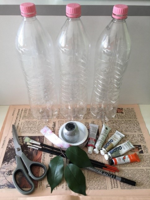 gastbeitrag von diydekoideen osterk rbchen aus pet. Black Bedroom Furniture Sets. Home Design Ideas