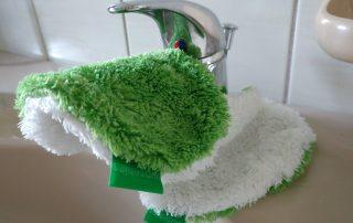 Waschies Baby Waschlappen Mikrofaser