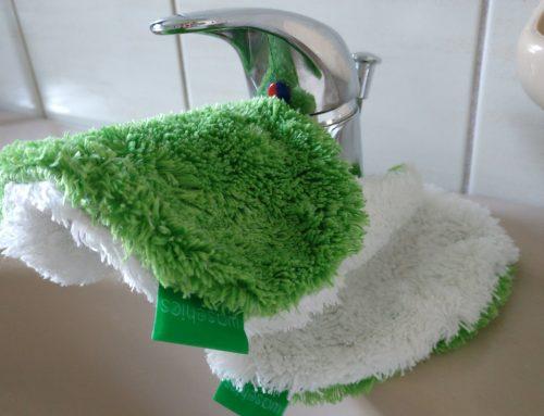 Der Baby Waschlappen reloaded: Die Waschies