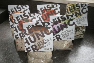 Set Risotto Fertigmischungen von Reishunger