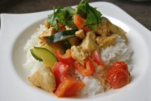 Thai Curry aus den Rezeptboxen von Reishunger