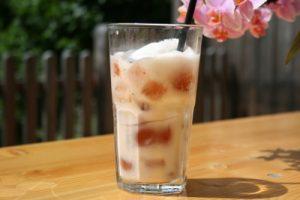 Eistee Rezept Iced Chai Tee Latte mit Evas Teeplantage