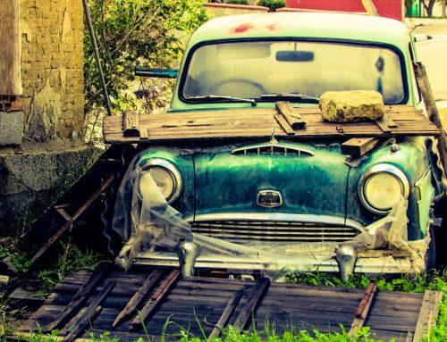 Warum es unmöglich ist, ein sauberes Familienauto zu haben