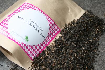 Assam Meleng Schwarztee für Thai Iced Tea
