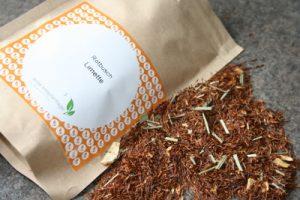 Rotbusch Limetten Tee als Basis für Fruchtbowle