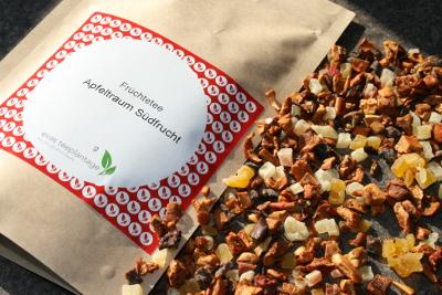 Kindercocktails mit den Früchtetees von Evas Teeplantage