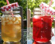 Fruchtige Kindercocktails aus hochwertigen Tees