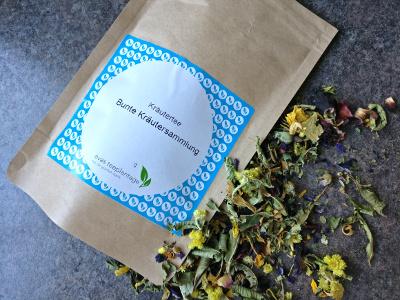 Kindercocktails mit Kräutertees von Evas Teeplantage