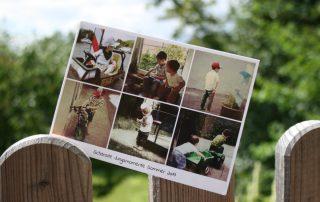 Mit Postando Postkarten selbst gestalten
