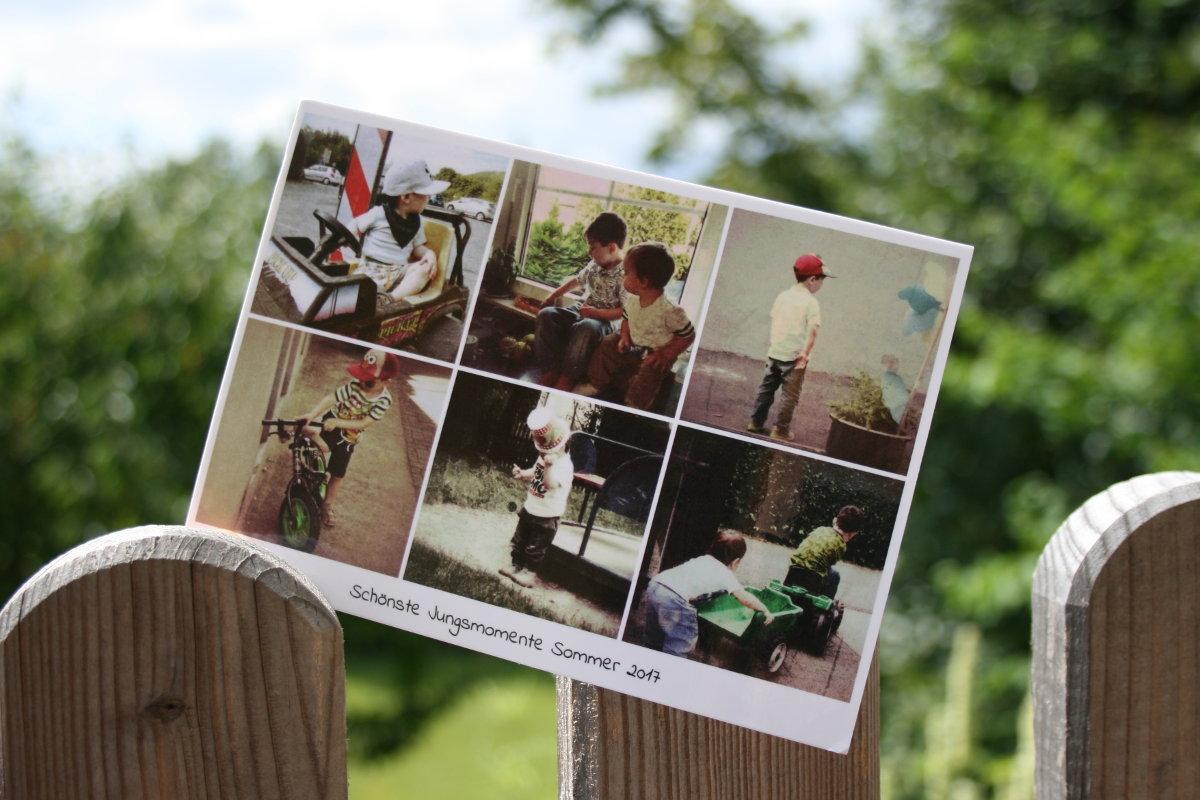 postando app postkarten selbst gestalten und direkt versenden. Black Bedroom Furniture Sets. Home Design Ideas