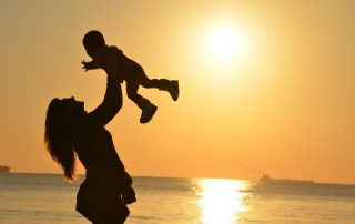 Elterngeneration Überforderung und mumpositivity