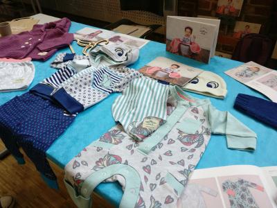 Ava Organics energetisierte biologische Babykleidung