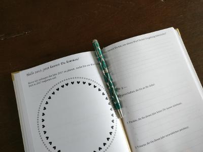 My lovely Planner mit vielen Notizenseiten