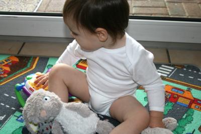 Baby Body bio und fairtrade von Tom und Jenny