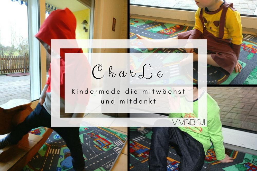 CharLe: nachhaltige Kindermode die mitwächst und mitdenkt (mit Aktionscode)
