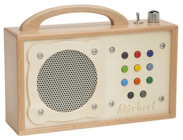 Musikspaß für Kinder mit dem Hörbert