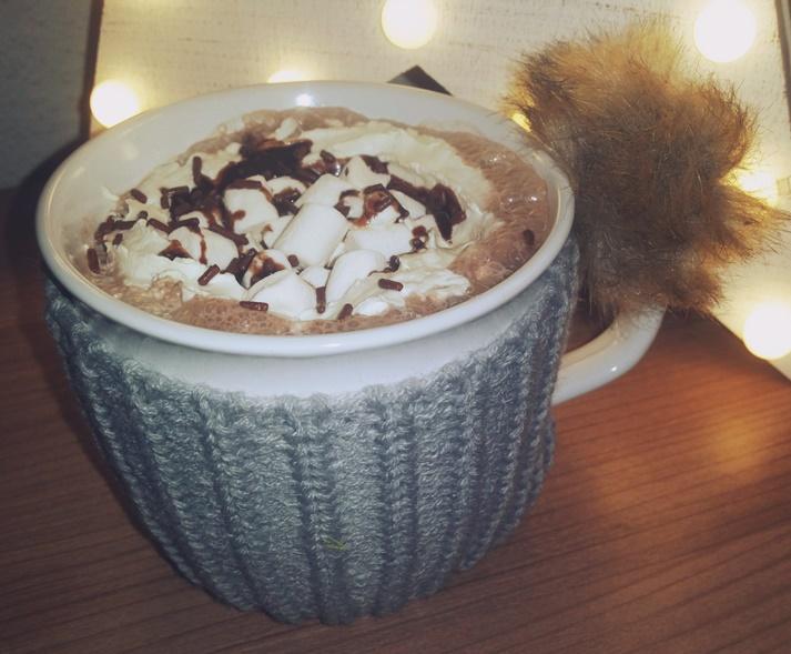 Hot Chocolate Praline von Chaoshoch4