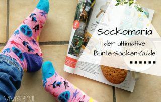 Sockomania der ultimative Bunte Socken Guide