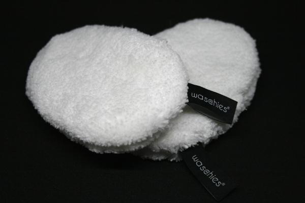 Waschies Faceline Abschminkpads abschminken nur mit klarem Wasser