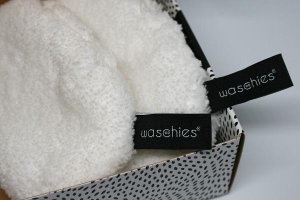 Waschies Faceline Abschminkpads waschbar und langlebig