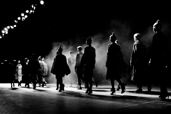 Blak auf der New York Fashion Week 2018
