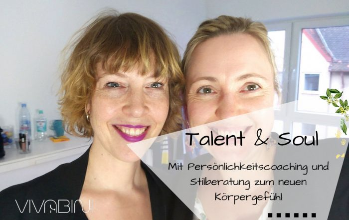Talent and Soul - Caroline Fische im Interview mit Vivabini