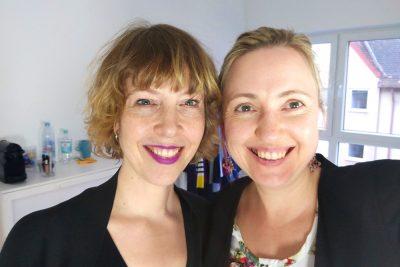 Vivabini zu Gast bei Caroline Fischer von Talent and Soul