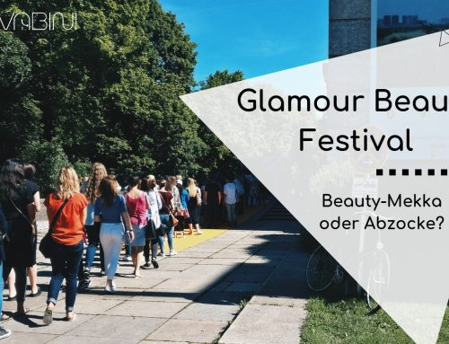 Glamour Beauty Festival 2019: Beauty-Mekka oder Kaffeefahrt?