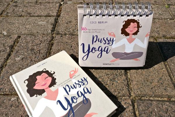 Pussy Yoga Buch und Kalender