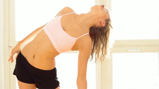Sensous Dance Workout für einen geschmeidigen Beckenboden