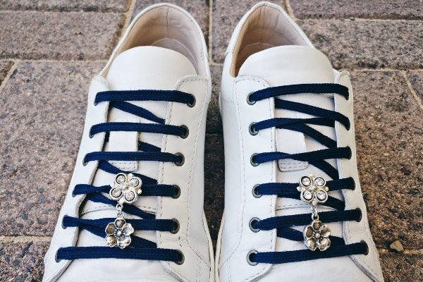 Sneakers aufpeppen mit Sneaker-Schmuck