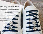 Sneakers pimpen, verschönern, upcyceln, die coolsten Ideen