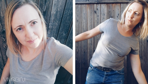 Grey Fashion Shirt weich mit Elasthan-Anteil