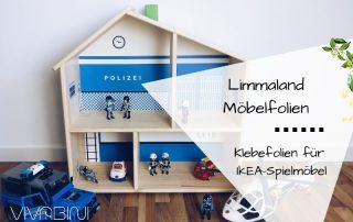 Limmaland Klebefolien Ikea Polizeistation