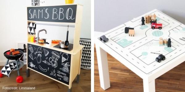 Limmaland Klebefolien für Ikea Möbel