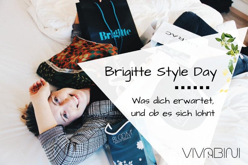 Brigitte Style Day: ein Tag mit Höhen und Tiefen