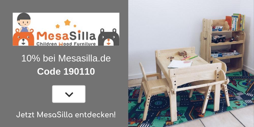 MesaSilla Rabattaktion