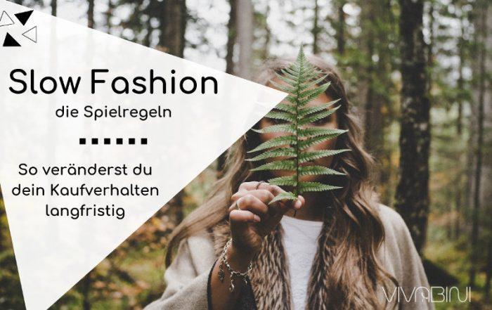Slow Fashion so veränderst du dein Kaufverhalten langfristig