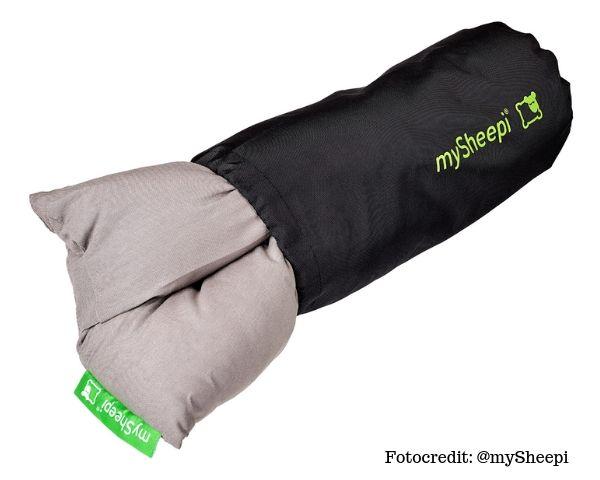 Tasche für mySheepi Reisekissen