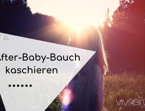 After-Baby-Bauch kaschieren: so kannst du den Bauch nach der Schwangerschaft wegschummeln